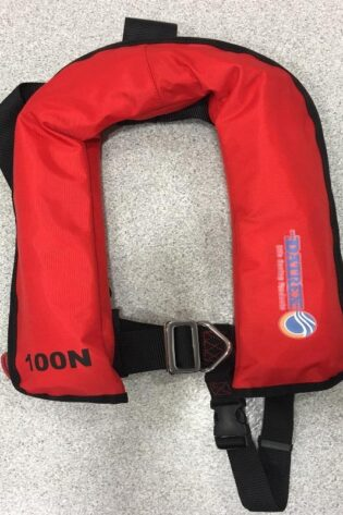 Child Inflatable life jacket 100N Datrex CE approved - US Marine Supply LLC