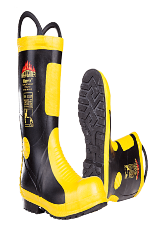 Firefighter Boots Insulated MED/SOLAS - US Marine Supply LLC