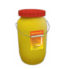 Large PolyBottle 12lt ,Water proof, Yellow, Paint Wessex - US Marine Supply LLC