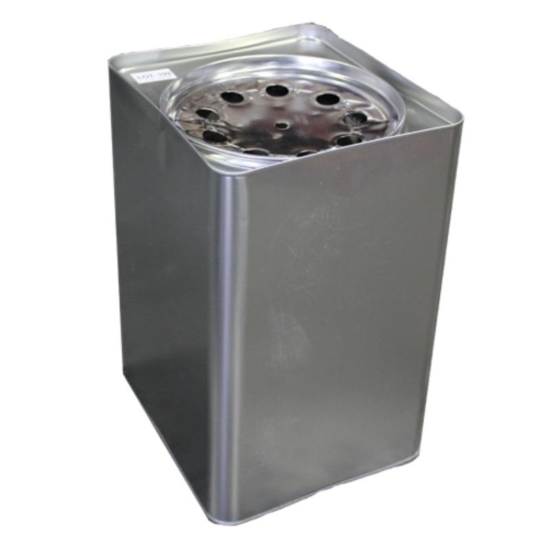 Pyrotechnic Metal Container Round, DOT Approved. - US Marine Supply LLC