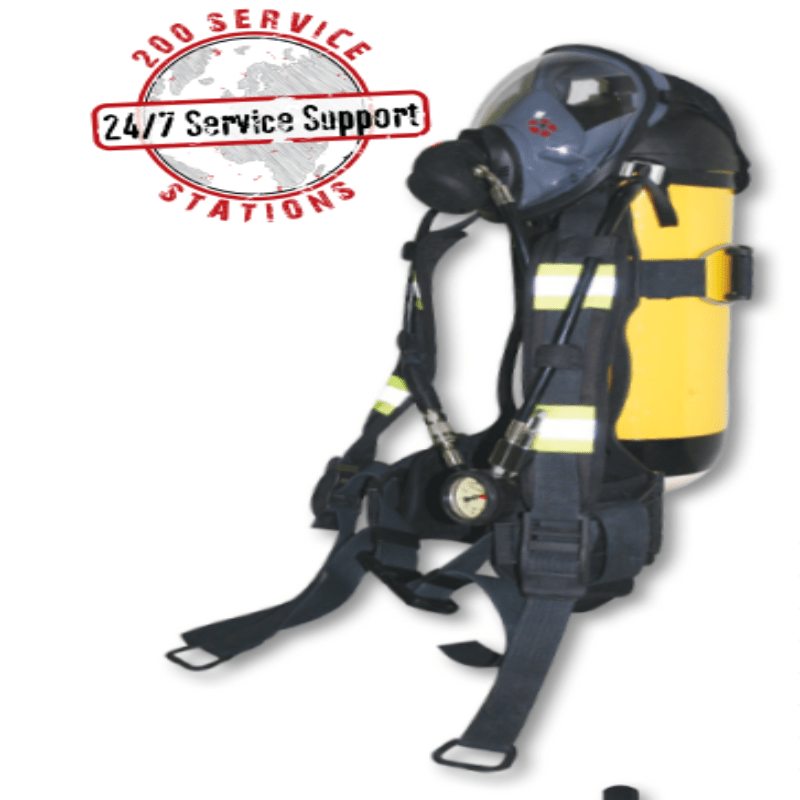 Self Contained Breathing Apparatus SOLAS /MED 6L 300 bar - US Marine Supply LLC