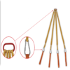Four-point Bridle (For 72544) - US Marine Supply LLC